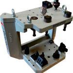 Dispositivo de fixação para centro de usinagem