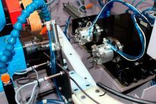 Célula robotizada